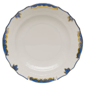 Herend Princess Victoria Salad Plate, Blue