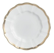 Royal Crown Derby Carlton Gold Salad Plate