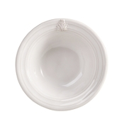 Juliska Acanthus Cereal Bowl, Whitewash
