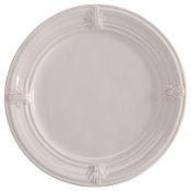 Juliska Acanthus Salad Plate, Whitewash