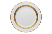 Haviland William Gold Dinner Plate