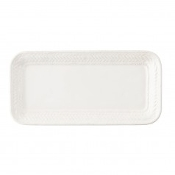 Juliska Le Panier Whitewash Hostess Tray