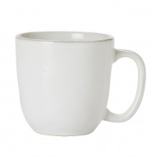 Juliska Puro Mug Whitewash