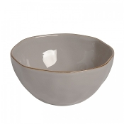 Syros Cantaria Cereal Bowl Greige