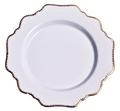 Anna Weatherly Simply Anna Antique Dessert Plate